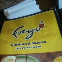 Photo taken at Fuego Cantina by LaToyia B. on 7/3/2012