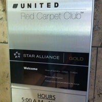 Photo taken at United Club by Sean G. on 4/23/2011