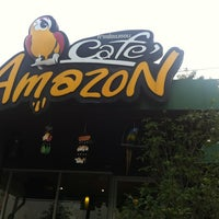 Photo taken at Café Amazon by KringNoon L. on 3/12/2012