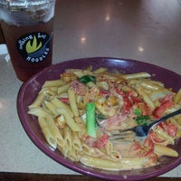 Photo taken at Nothing But Noodles by Jennifer N. on 4/20/2012