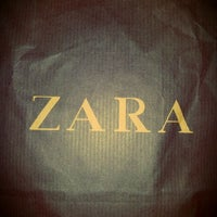 Photo taken at Zara by Buonarroti V. on 4/17/2012