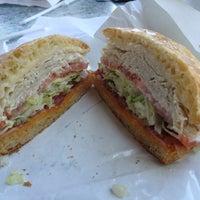 Photo taken at Alvin Ord's Sandwich Shop by Jessamy H. on 4/13/2012