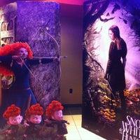 Photo taken at AMC Starplex Cinemas Galaxy 16 by Christy L. on 5/1/2012