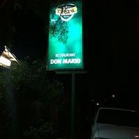 Photo taken at Restaurant Don Mario by Tuti B. on 11/5/2011