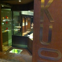 Photo taken at Kuo by Montse G. on 7/30/2012