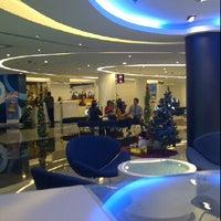 Photo taken at XL Center Menara Rajawali by riena f. on 12/8/2011
