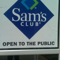 Photo taken at Sam's Club by Eric A. on 8/25/2011