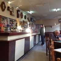Photo taken at Bar Lago by Maria Elvira L. on 1/29/2012