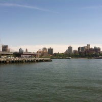 Photo taken at East River Esplanade by Kaitlin C. on 5/17/2012