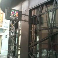 Photo taken at Restaurante Majuga by José Miguel M. on 4/5/2012