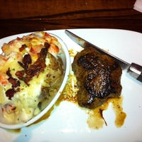 Photo taken at LongHorn Steakhouse by Andre' H. on 3/11/2012