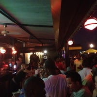 Photo taken at Dockside Bar and Grill by Marisol M. on 8/13/2012
