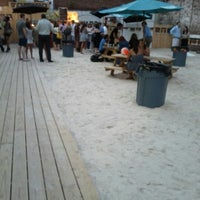 Photo taken at New York Avenue Beach Bar by Sally R. on 7/13/2012