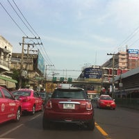 Photo taken at Wang Hin Intersection by Mercedes B. on 1/23/2011