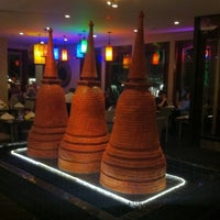 Photo taken at Chedi Thai Bistro by Thawee T. on 11/16/2011
