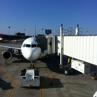Photo taken at Gate E5 by @zaibatsu R. S. on 3/14/2012