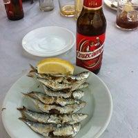 Photo taken at La Cepa Playa by Postiguero on 5/15/2011