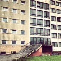 Photo taken at Koleje Strahov by jAUF b. on 4/21/2012