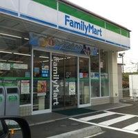 Photo taken at FamilyMart by Takanori Y. on 5/13/2011
