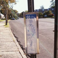 Photo taken at 60 Bus Stop by Thomas Z. on 9/16/2011