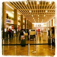 Photo taken at Aeropuerto Internacional Alejandro Velasco Astete (CUZ) by Diego B. on 7/29/2012