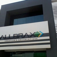 Photo taken at Allbrax - Create E-Gov Solutions by Thiago S. on 9/23/2011