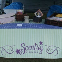 Photo taken at Larry's Old Time Trade Days by Beth L. on 10/8/2011