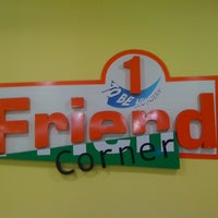 Photo taken at TO BE NUMBER 1 Friend Corner by m.miew S. on 3/22/2011