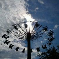 Photo taken at Wild Adventures Theme Park by Lisa B. on 8/4/2012