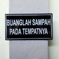 Photo taken at SMPN 1 KUTA SELATAN by Agus Y. on 11/22/2011