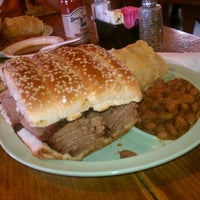 Photo taken at The Salt Lick by Tyler J. on 12/12/2011