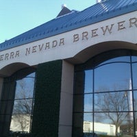 Photo taken at Sierra Nevada Brewing Co. by C B. on 2/4/2012