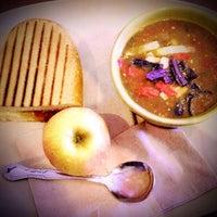 Photo taken at Panera Bread by Kara L. on 3/23/2012