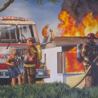 Photo taken at Firehouse Subs by Clay M. on 2/14/2012