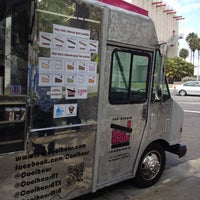 Photo taken at Coolhaus Truck by Kayla C. on 3/31/2012