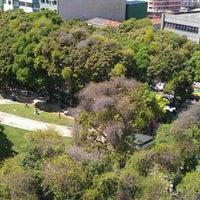 Photo taken at Praça da República by Vanessa P. on 8/28/2011