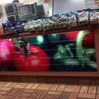 Photo taken at Subway by Jon F. on 12/20/2011