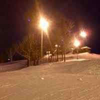 Photo taken at Mad River Mountain Ski Resort by Jason M. on 1/15/2012