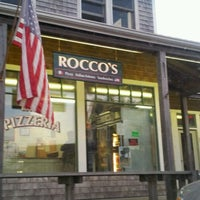 Photo taken at Rocco's Pizzeria by Larissa L. on 5/20/2012