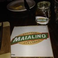 Photo taken at Maialino Enoteca by Luke V. on 1/9/2012