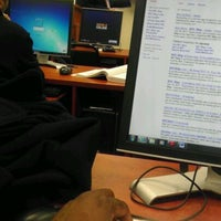 Photo taken at Monroe College West Hall by SIP-SET on 1/31/2012