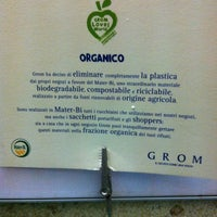 Photo taken at Grom by Giovanni M. on 4/10/2012