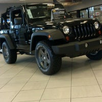 Photo taken at Leith Chrysler Jeep by Chris G. on 9/16/2011