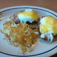 Photo taken at IHOP by Sandra D. on 11/19/2011