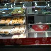Photo taken at Krispy Kreme by Herbert G. on 1/24/2012