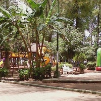 Photo taken at Parque de la China by Demon l. on 5/2/2012