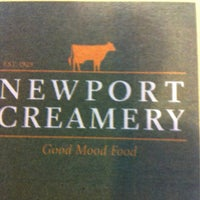 Photo taken at Newport Creamery by Amy W. on 7/17/2011