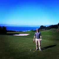 Photo taken at The Oympic Club Golf Course by Joey M. on 12/4/2011