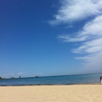 Photo taken at Oak Street Beach by Kailey H. on 5/29/2012