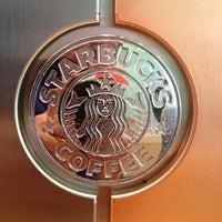 Photo taken at Starbucks by Abdulrahman on 4/17/2012